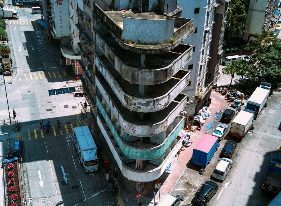 collectif hk urbex kowloon exploration - Le collectif HK Urbex immortalise les lieux oubliés de Hong-Kong