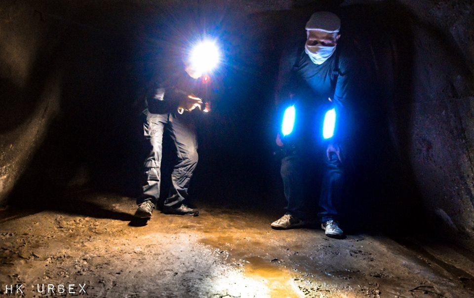 collectif hk urbex tunnel guerre - Le collectif HK Urbex immortalise les lieux oubliés de Hong-Kong
