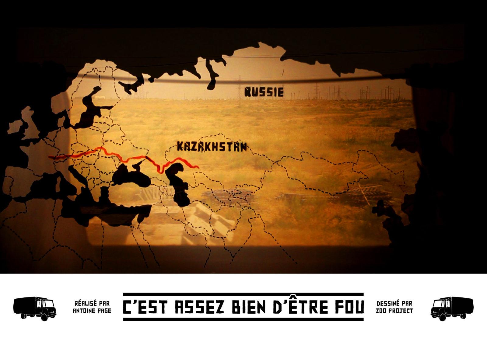 hommage antoine page zoo project peintures - Le documentaire-hommage au street artiste Zoo Project enfin au cinéma