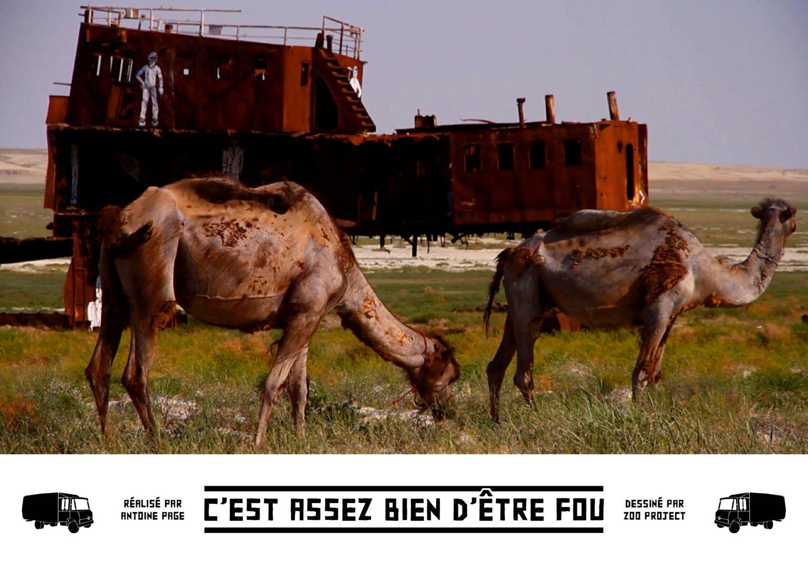 hommage documentaire zoo project - Le documentaire-hommage au street artiste Zoo Project enfin au cinéma