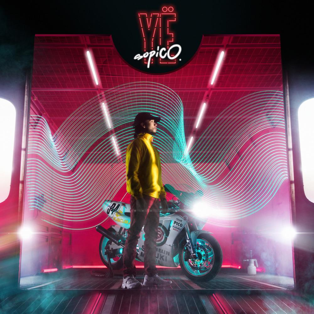 rap cover pochette sopico koria - Flash sur Koria, l'esprit créatif derrière les pochettes de Sopico, Jul et Niska