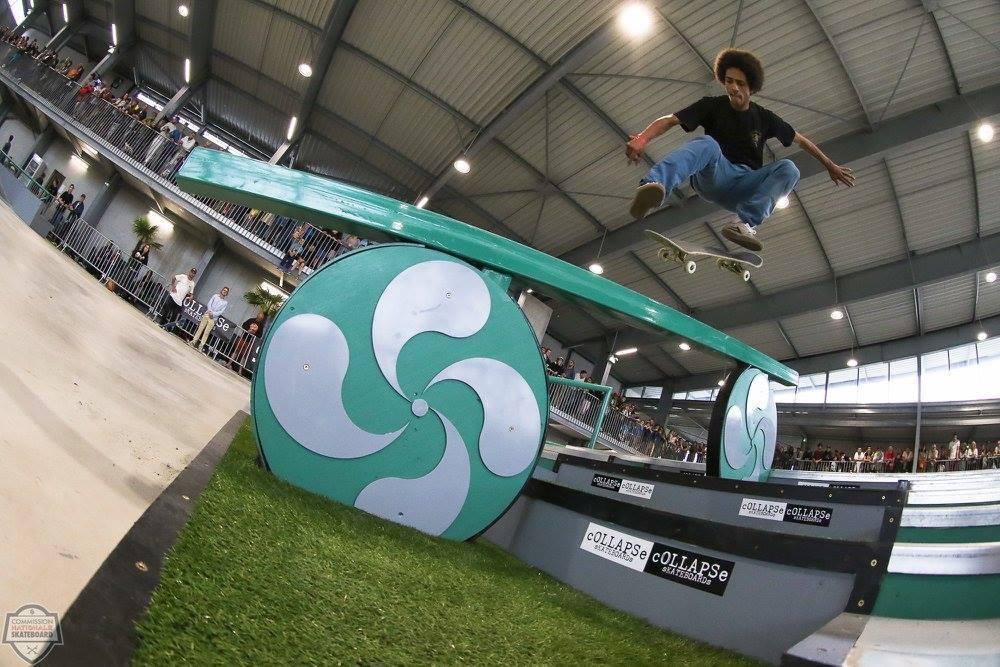skate fisheye ecole biarritz skatepark - Une section skate va voir le jour dans un collège de Biarritz