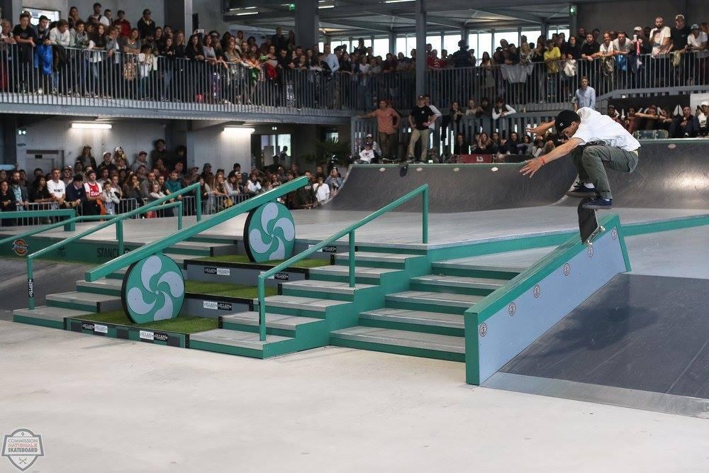 skate rampe biarritz competition ecole - Une section skate va voir le jour dans un collège de Biarritz