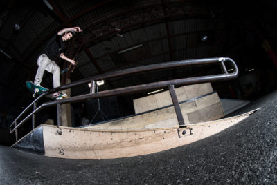 skate rampe tricks ecole biarritz 400x268 - Une section skate va voir le jour dans un collège de Biarritz
