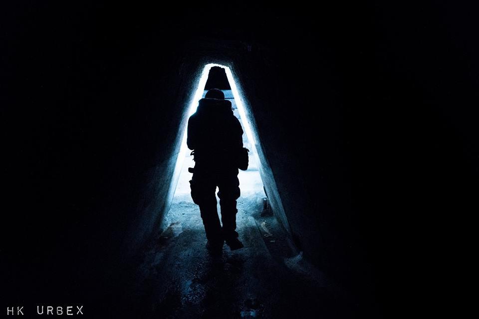 tunnel guerre collectif hk urbex - Le collectif HK Urbex immortalise les lieux oubliés de Hong-Kong