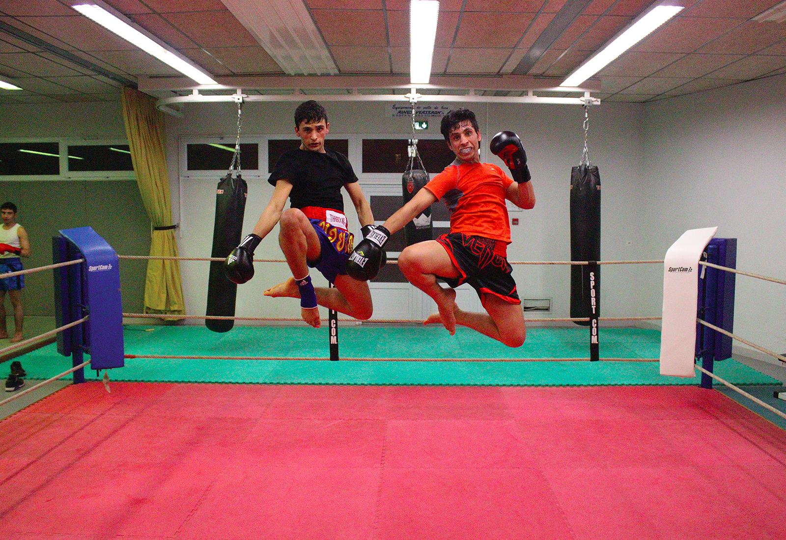 urbaines festival rennes boxe sport - Urbaines, le festival rennais qui met la street culture à l'honneur