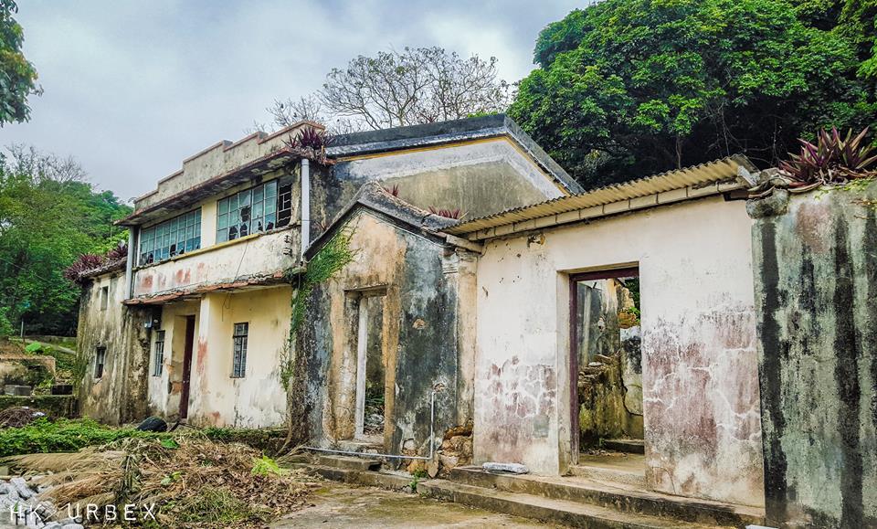 urbex hk ruine maison fantome - Le collectif HK Urbex immortalise les lieux oubliés de Hong-Kong