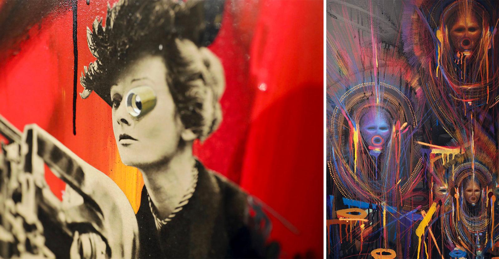 La Le Art Atypique 9e Concept Street Molitor Villa Du Collectif Expose nv8wOmNy0