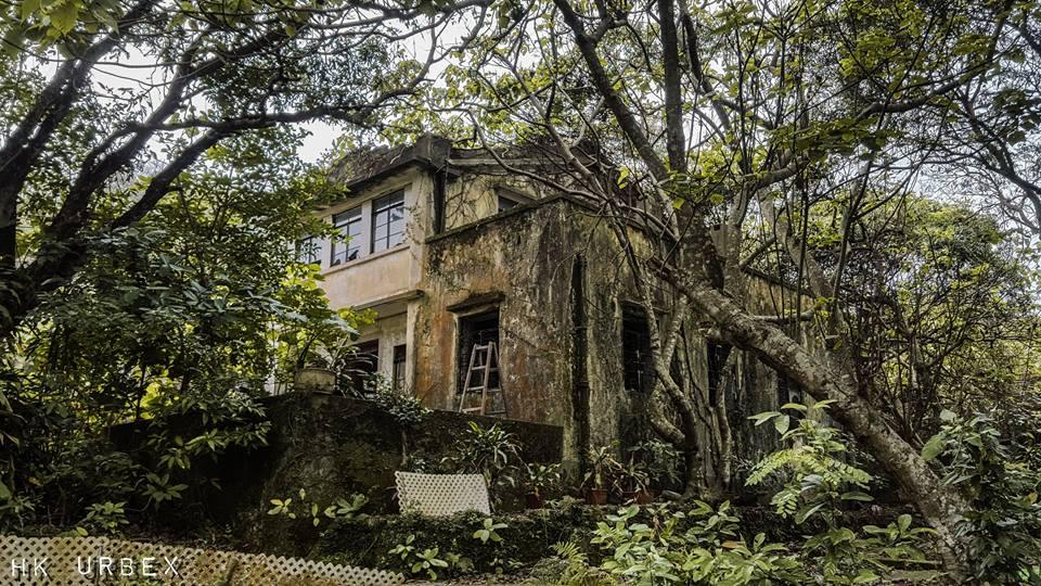 village abandon urbex hk ruine - Le collectif HK Urbex immortalise les lieux oubliés de Hong-Kong