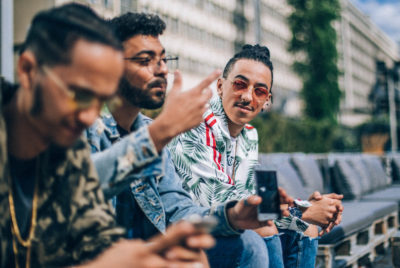 NAAR collectif rap maroc 400x268 - Le collectif NAAR compte bien ajouter le Maroc sur la carte du rap mondial