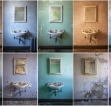 «25 Mirrors» : une série de...