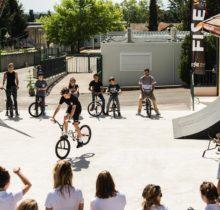 Bmx, surf, skate : la FISE Academy forme les nouveaux talents des sports de glisse