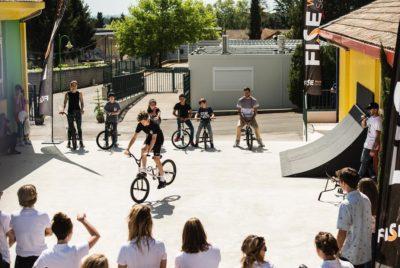 fise academy bmx alex jumelin montpellier ecole 400x268 - Bmx, surf, skate : la FISE Academy forme les nouveaux talents des sports de glisse