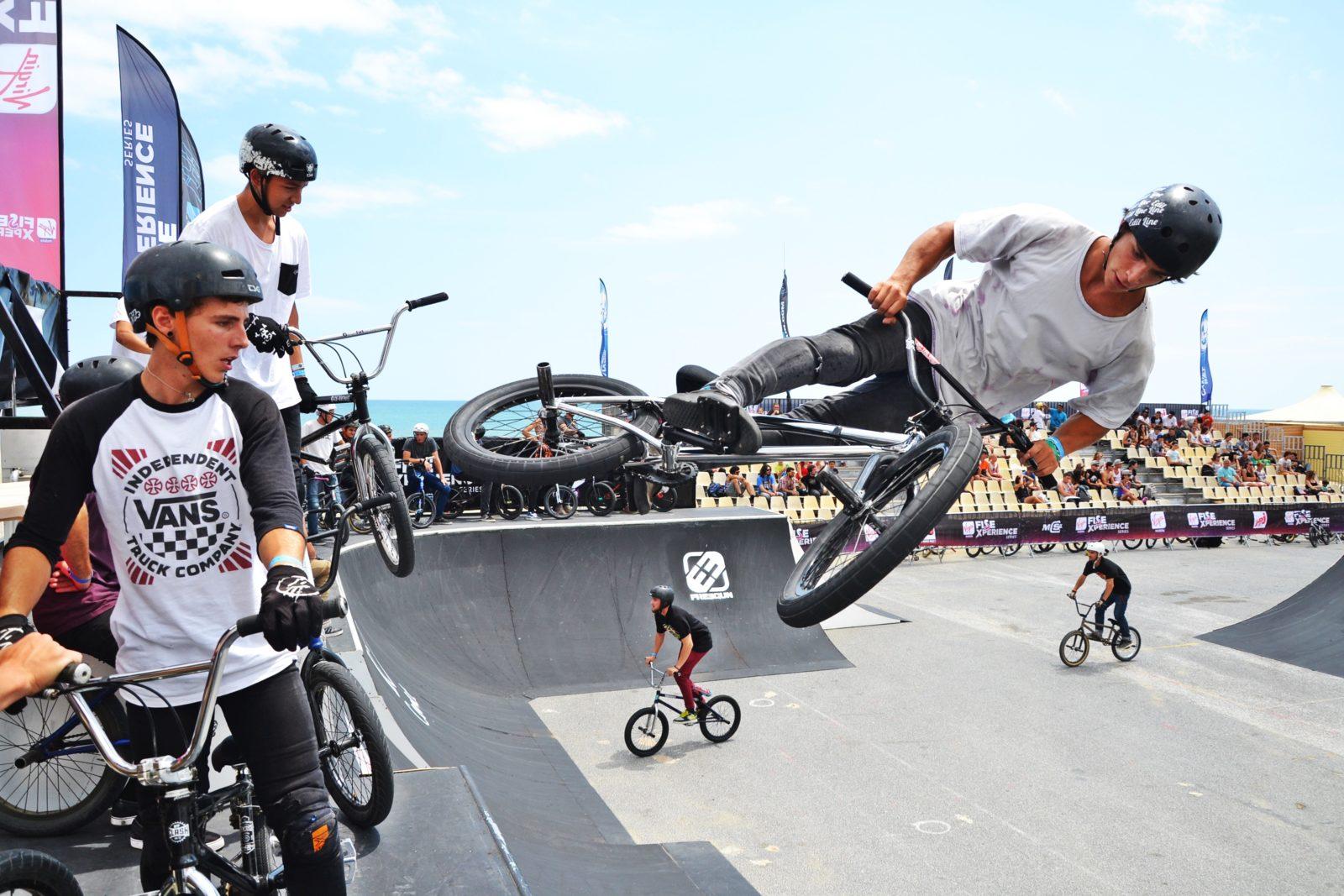 fise academy penche bmx - Bmx, surf, skate : la FISE Academy forme les nouveaux talents des sports de glisse