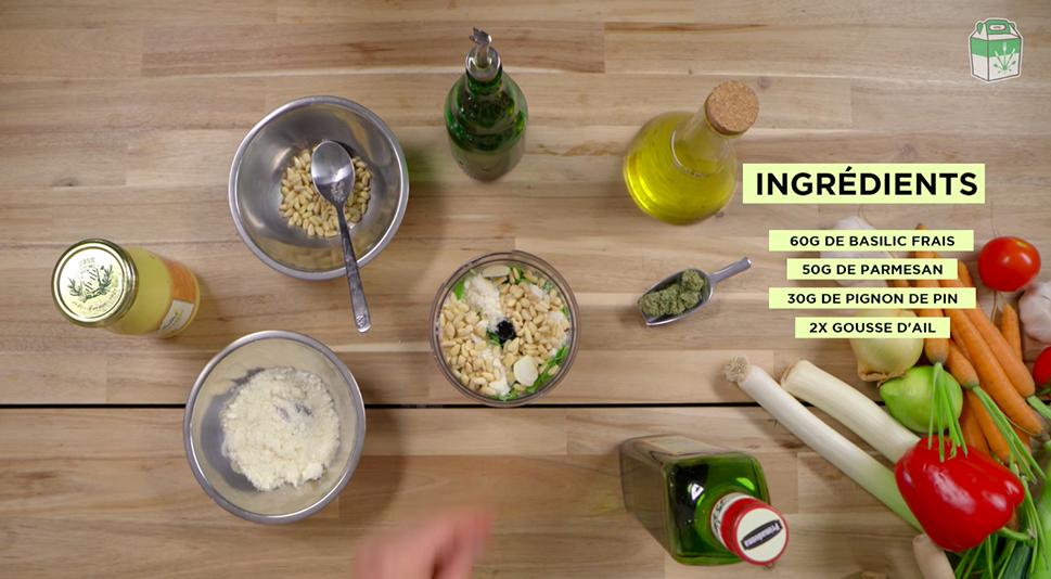 """high et fines herbes ingredients cuisine - """"High et fines herbes"""" : quand le rap s'invite aux fourneaux"""