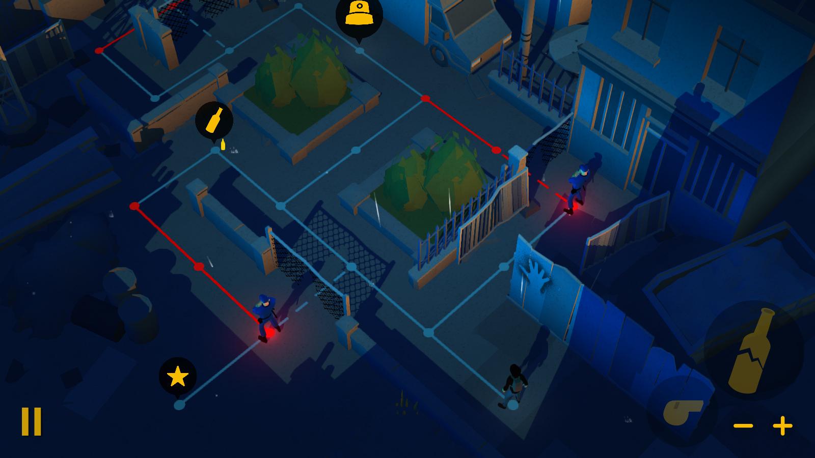 vandals deux policiers arte graffiti - Vandals, le jeu vidéo qui vous met dans la peau (et les ennuis) d'un graffeur