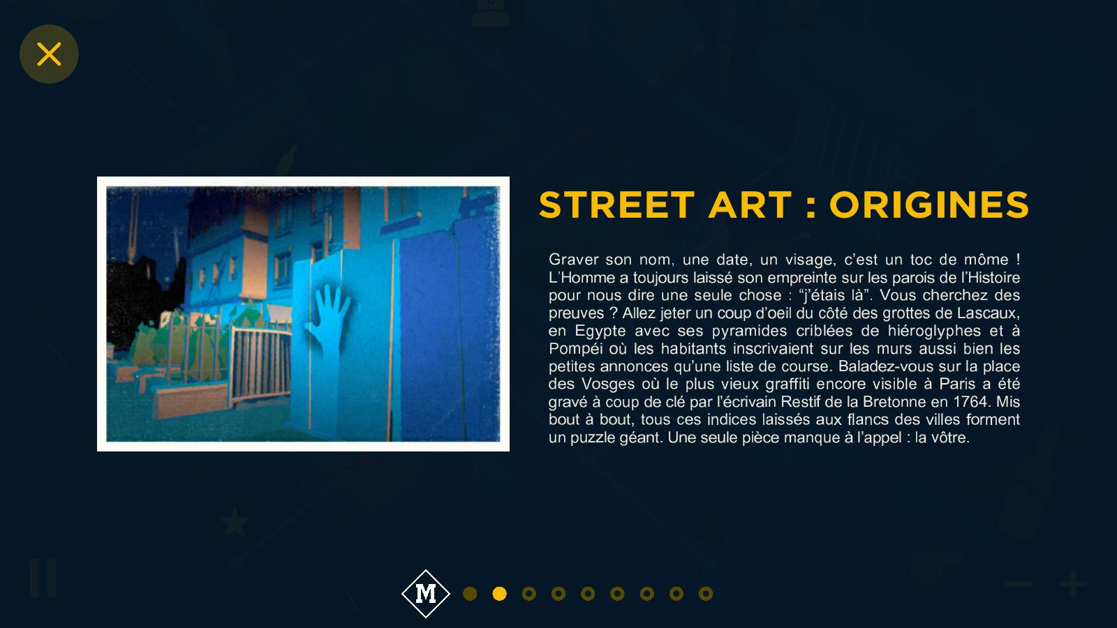 vandals fiche arte graffiti jeu - Vandals, le jeu vidéo qui vous met dans la peau (et les ennuis) d'un graffeur