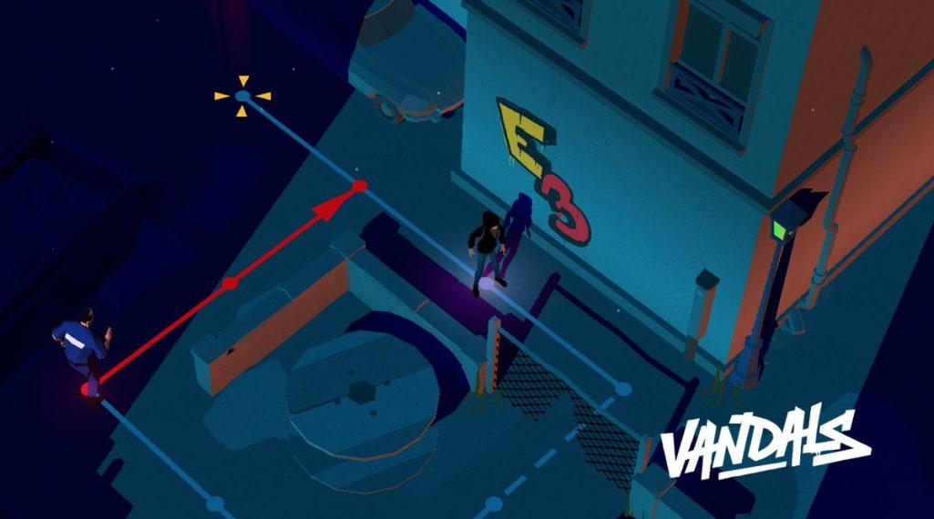Vandals, le jeu vidéo qui vous met dans la peau (et les ennuis) d'un graffeur