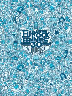 Eurockeennes affiche festival 30 ans 232x309 - LES EUROCKÉENNES, #FESTIVAL