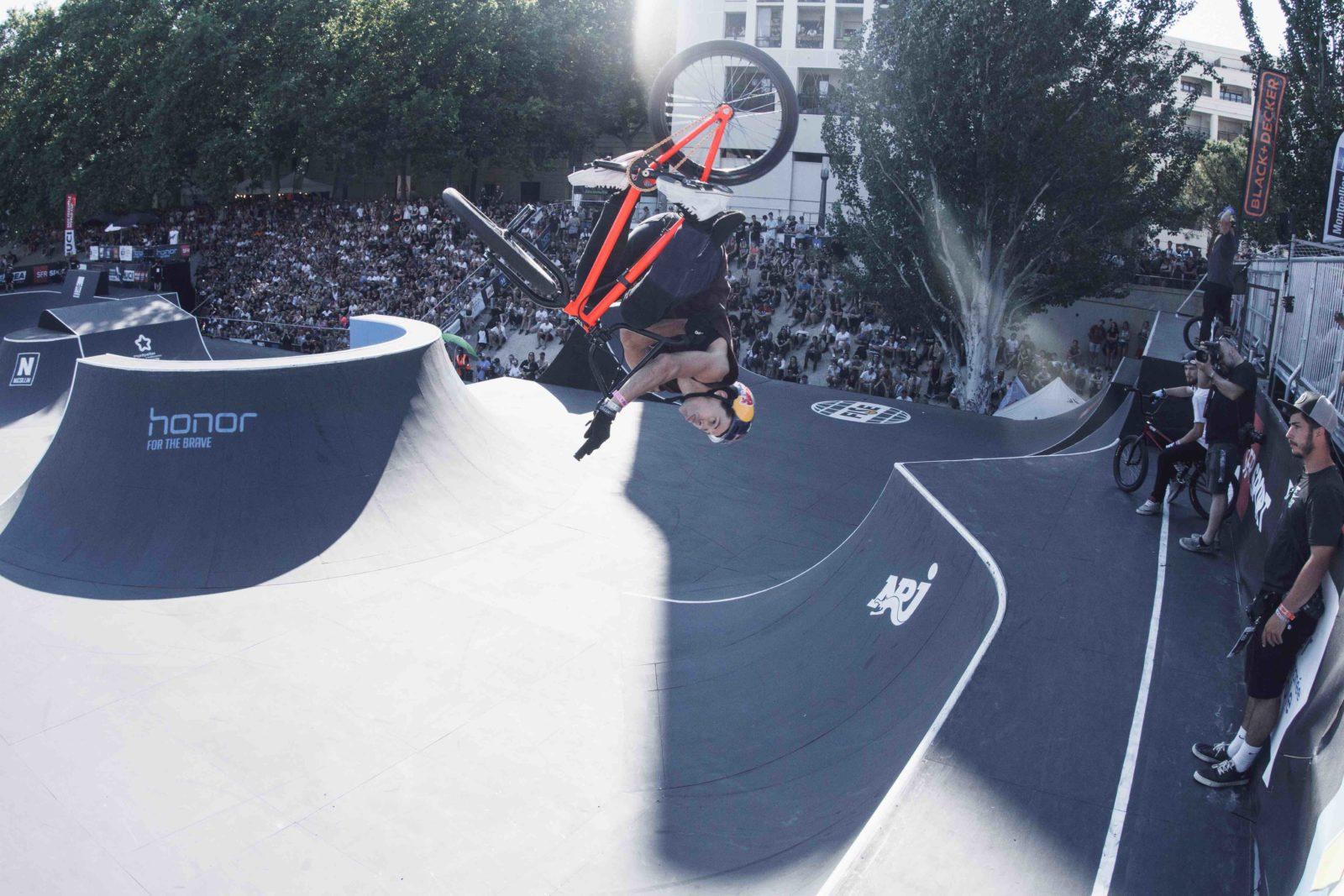 FISEMontpellier2017BMXFreestyleParkMen - Bmx, skate, wake... : rendez-vous au Fise pour supporter les meilleurs riders internationaux