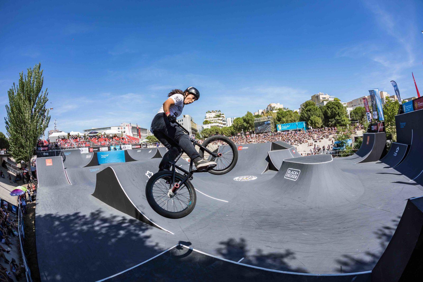 FISEMontpellier2017BMXFreestyleParkWomen - Bmx, skate, wake... : rendez-vous au Fise pour supporter les meilleurs riders internationaux