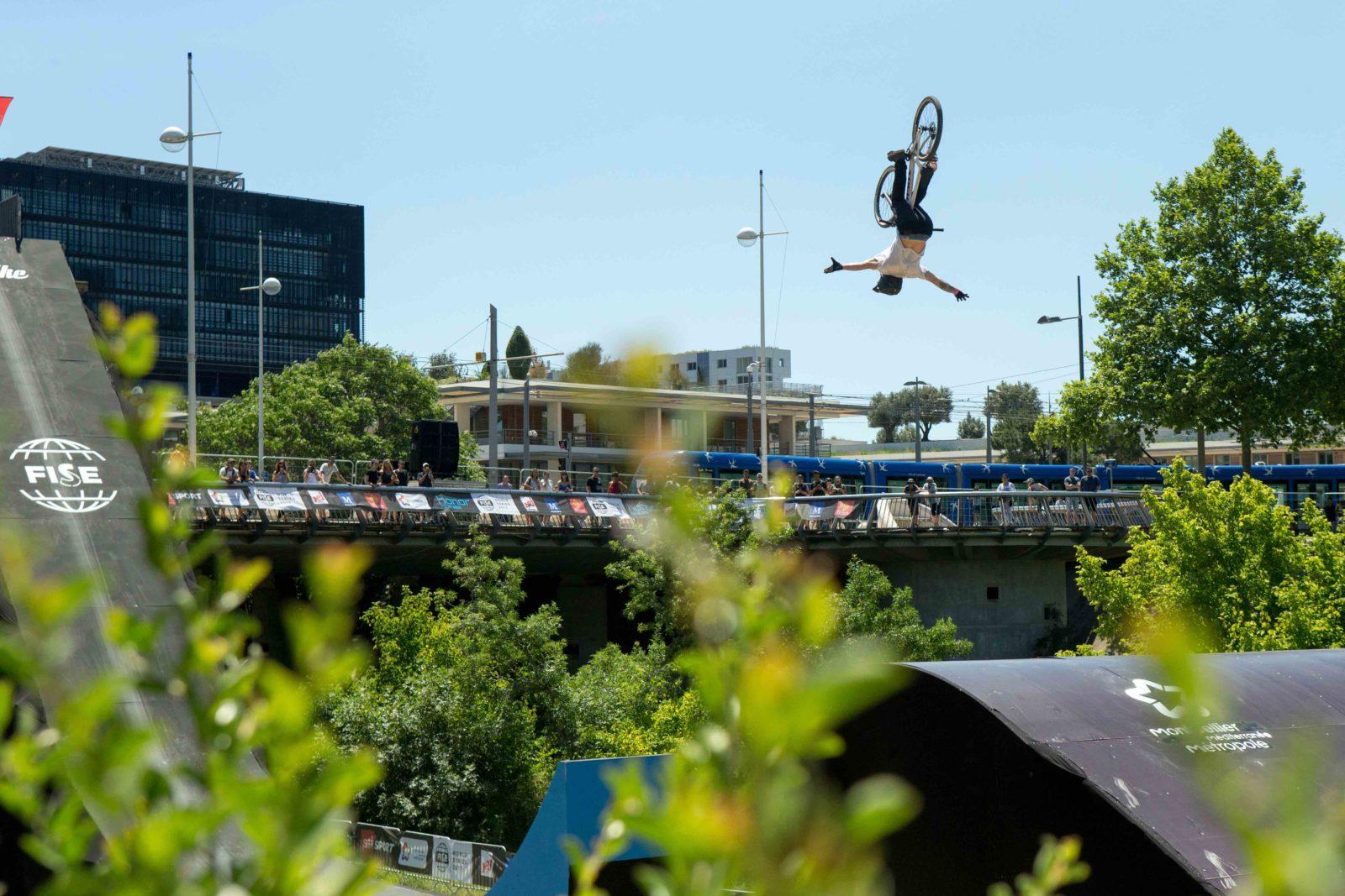 FISEMontpellier2017MountainBike - Bmx, skate, wake... : rendez-vous au Fise pour supporter les meilleurs riders internationaux