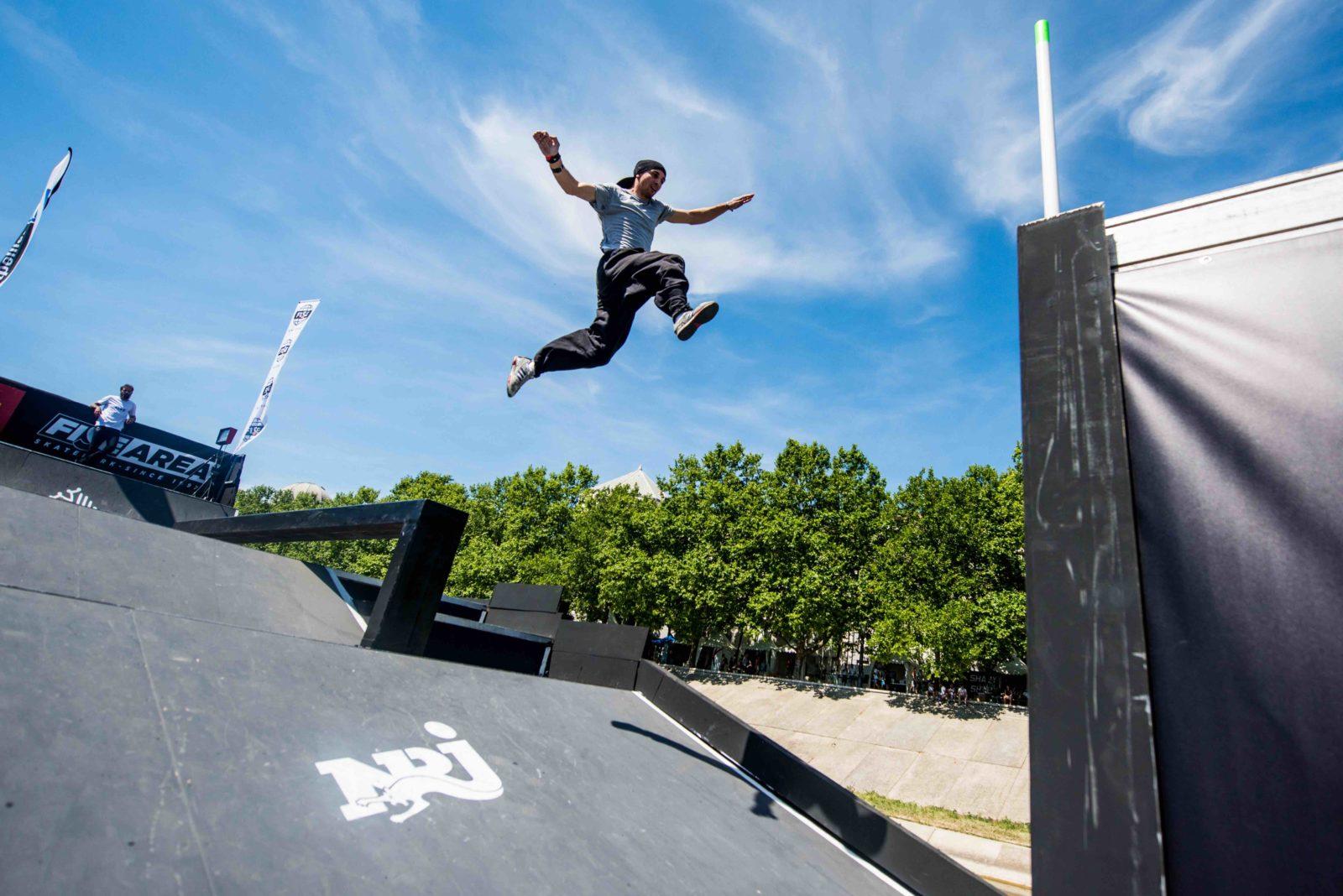 FISEMontpellier2017Parkour - Bmx, skate, wake... : rendez-vous au Fise pour supporter les meilleurs riders internationaux