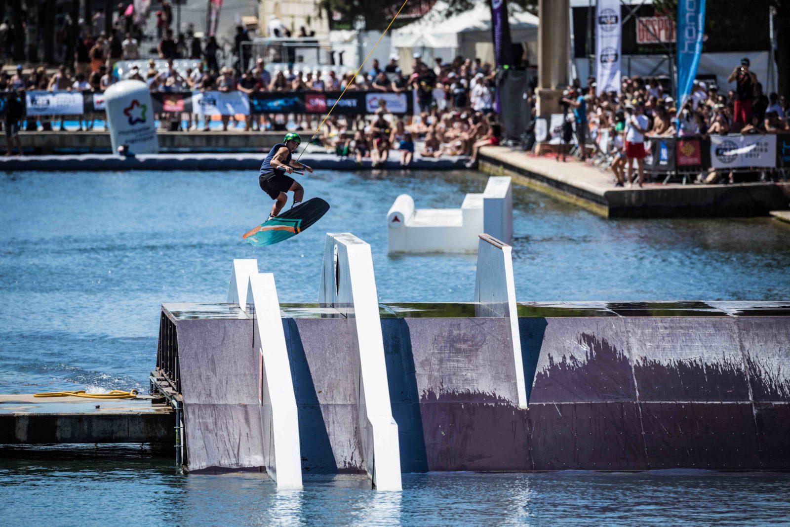 FISEMontpellier2017Wakeboard - Bmx, skate, wake... : rendez-vous au Fise pour supporter les meilleurs riders internationaux