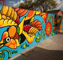 Quai 36 invite des street artistes à...
