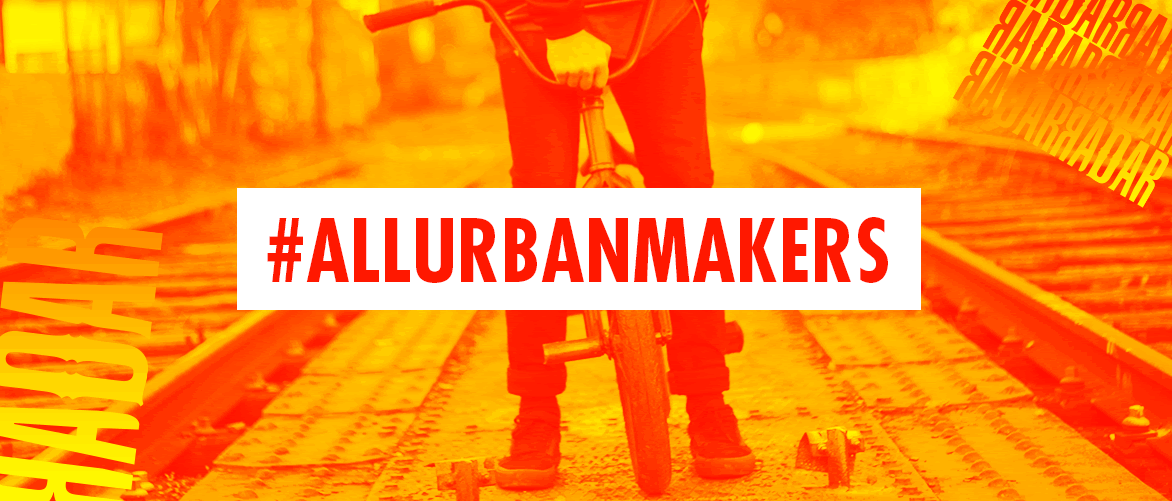 #AllUrbanMakers