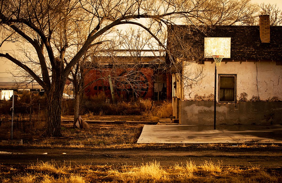 basket hood rob hammer - Le rêve américain à travers les paniers de basket immortalisés par Rob Hammer