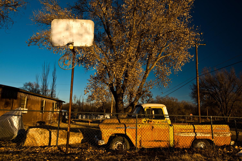 basket pickup rob hammer - Le rêve américain à travers les paniers de basket immortalisés par Rob Hammer