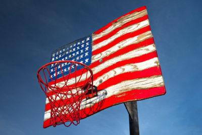 basket usa rob hammer 400x268 - Le rêve américain à travers les paniers de basket immortalisés par Rob Hammer