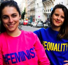 Un «street art tour» féministe débarque à Paris