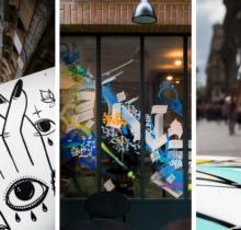 #31 street, le festival d'art urbain qui colore la ville rose