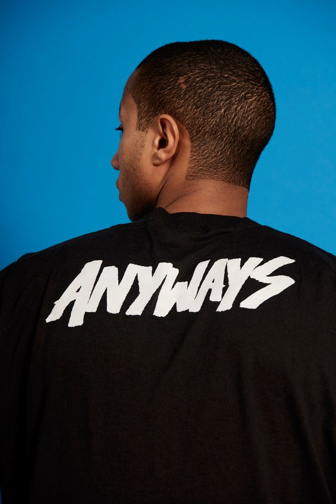 ANYWAYS COLLECTION4930 streetwear - Anyways, quand l'univers automobile s'invite dans le streetwear