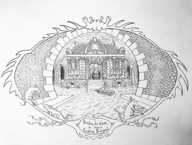Codex Urbanus Belgrand - Le street artiste Codex Urbanus lâche son bestiaire fantastique au cœur des égouts de Paris