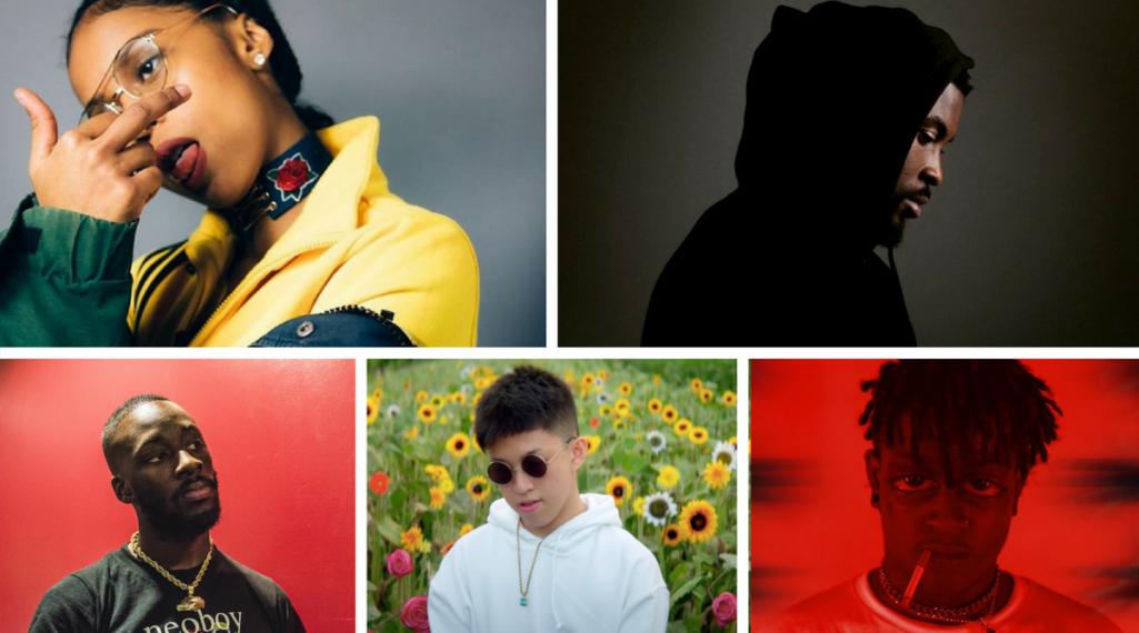 Manchester, Jakarta, Bruxelles… le rap mondial s'invite aux Eurockéennes 2018 !