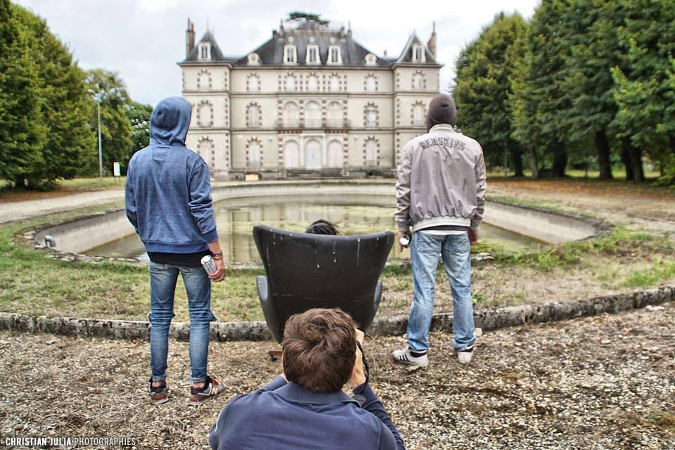 LaBelValette festival streetart Urbanart chateau - LaBel Valette Fest : l'art et les cultures urbaines font revivre un château abandonné
