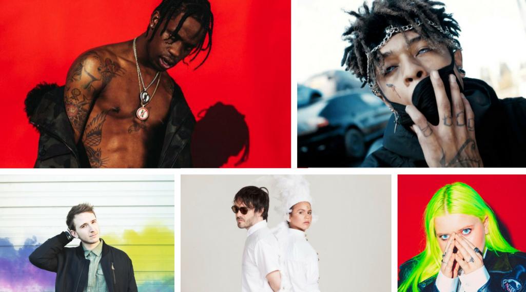 Lollapalooza Paris : les 5 artistes à ne pas louper !