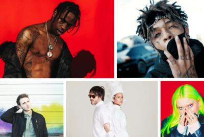 Lolapalooza : 5 artistes à ne pas rater