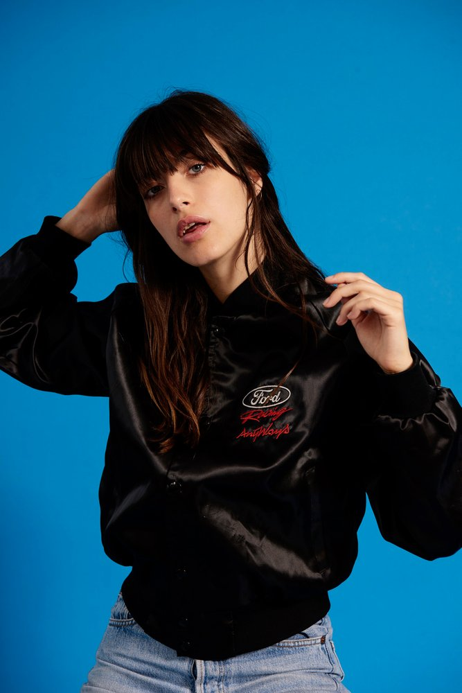 Ride Anyways Ford streetwear veste - Anyways, quand l'univers automobile s'invite dans le streetwear