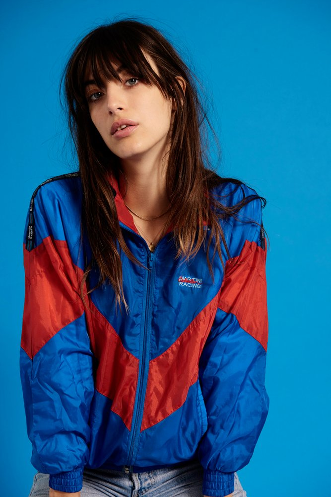 Ride Anyways Martini streetwear veste - Anyways, quand l'univers automobile s'invite dans le streetwear
