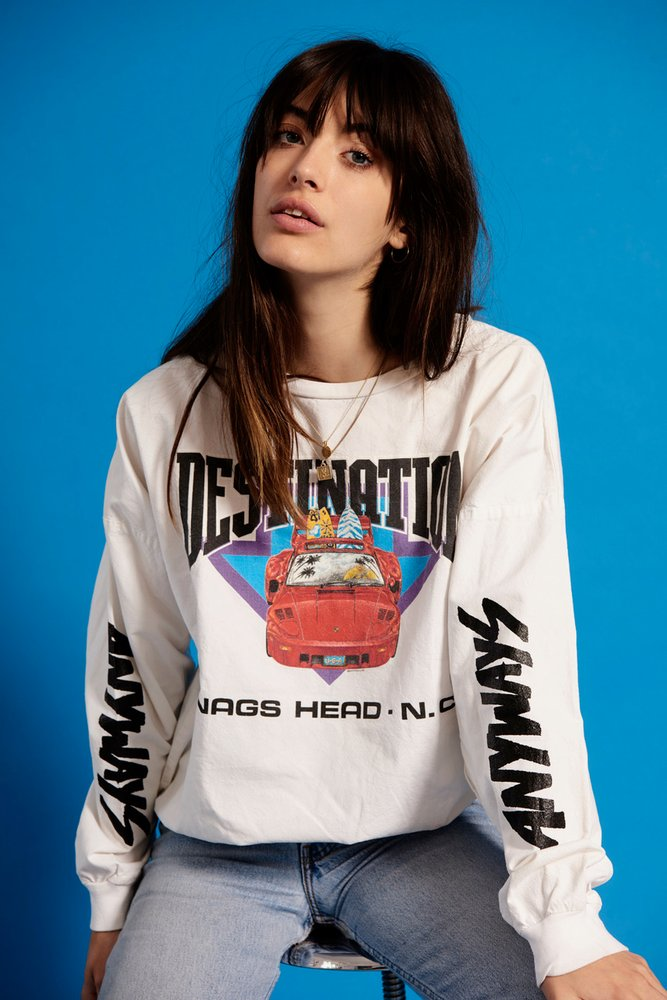 Ride Anyways Porsche streetwear sweat 2 - Anyways, quand l'univers automobile s'invite dans le streetwear