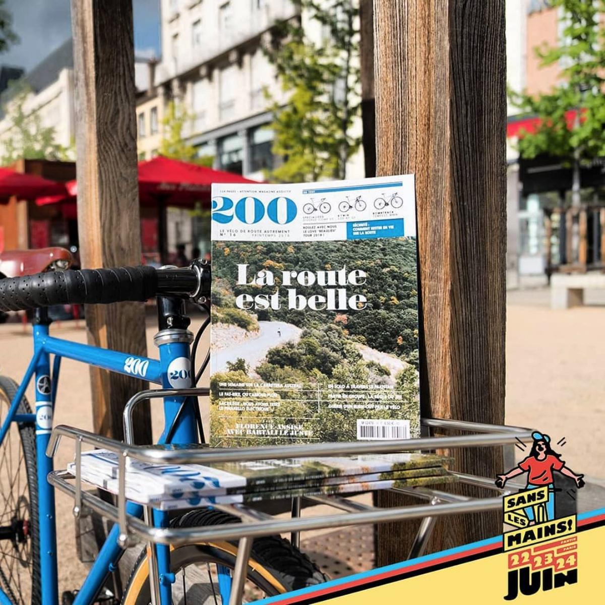 Sans Les Mains Velo photos instagram - Sans les Mains, un nouvel événement qui parle aux cyclistes urbains !