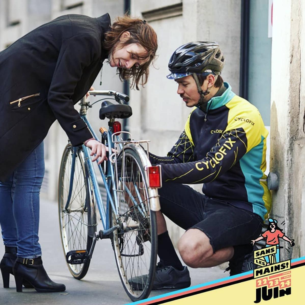 Sans Les Mains Velo photos instagram3 - Sans les Mains, un nouvel événement qui parle aux cyclistes urbains !