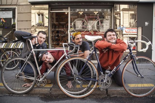 Sans les Mains, un nouvel événement qui parle aux cyclistes urbains !