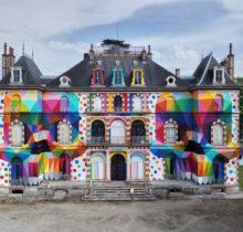 LaBel Valette Fest : l'art et les cultures urbaines font revivre un château abandonné