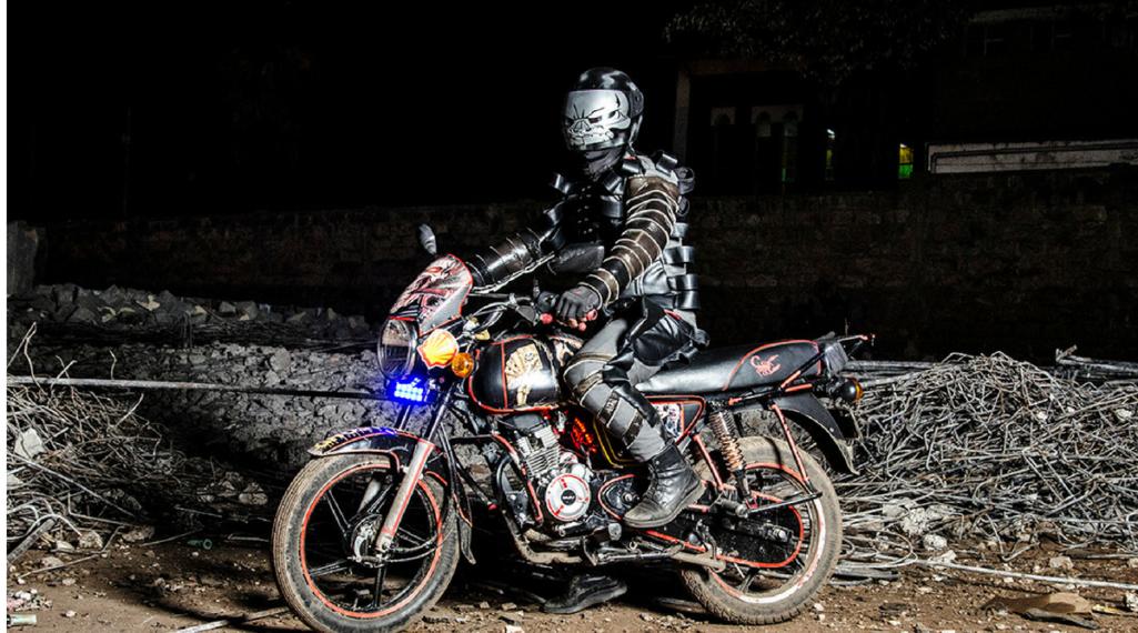 «Boda Boda Madness» : plongée au coeur de la culture des taxis motos kényans
