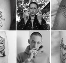 Entre cartoons et street : bienvenue dans l'univers du tatoueur Nolik